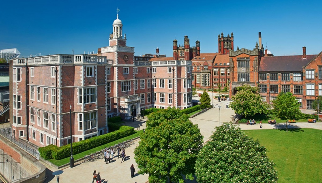 newcastle university anh quốc