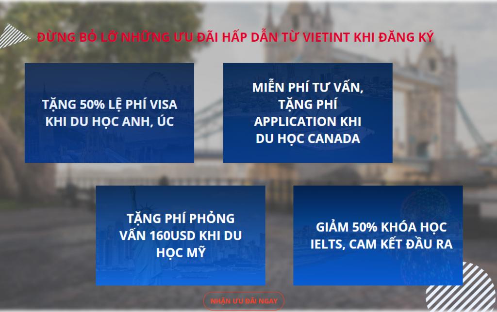 TRIỂN LÃM DU HỌC TRỰC TUYẾN ANH - ÚC - MỸ - CANADA