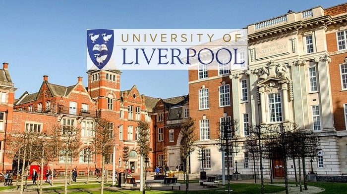 University of Liverpool anh quốc