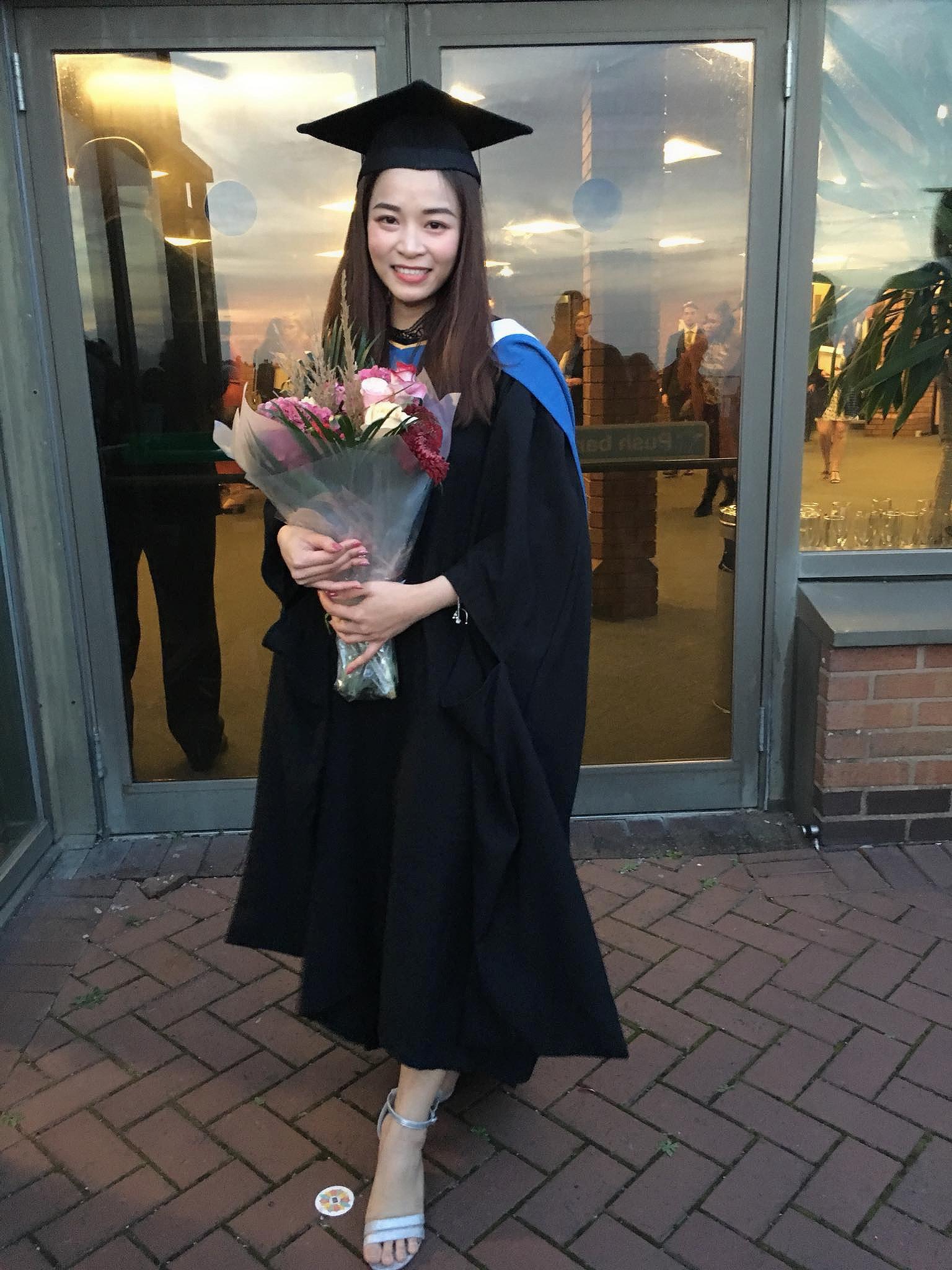 sinh viên bournemouth university