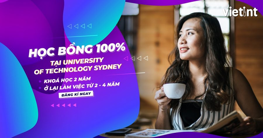 học bổng university of technology sydney