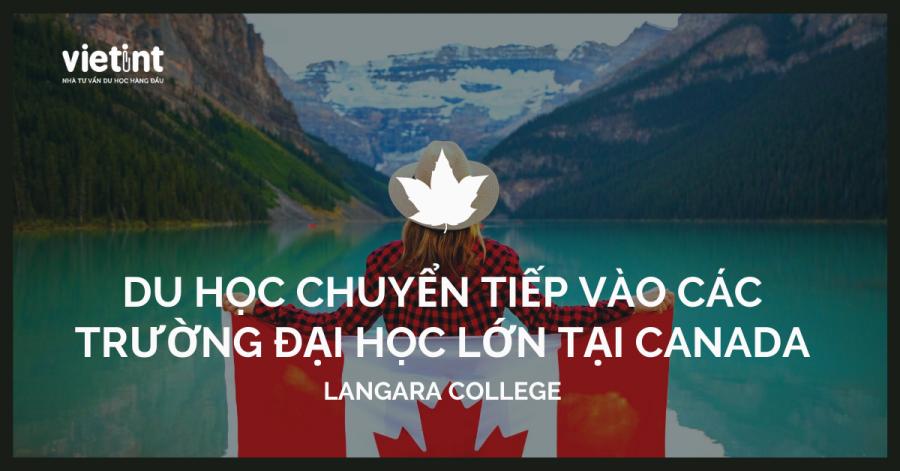 Du học chuyển tiếp vào các trường Đại học lớn tại Canada