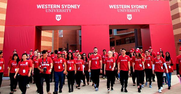 western sydney university - Top 10 trường đại học ở Úc