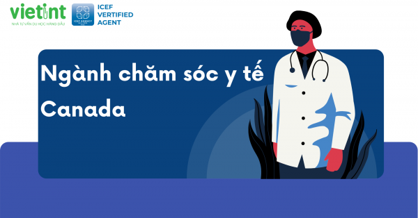 Du học ngành chăm sóc y tế tại Canada