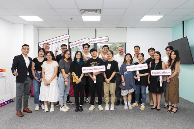 Tổ chức giáo dục Kings cấp học bổng 70% tại Hà Nội