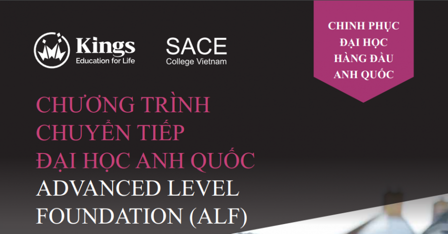 Săn học bổng 50% chương trình Chuyển tiếp Đại học Anh Quốc giảng dạy tại Việt Nam