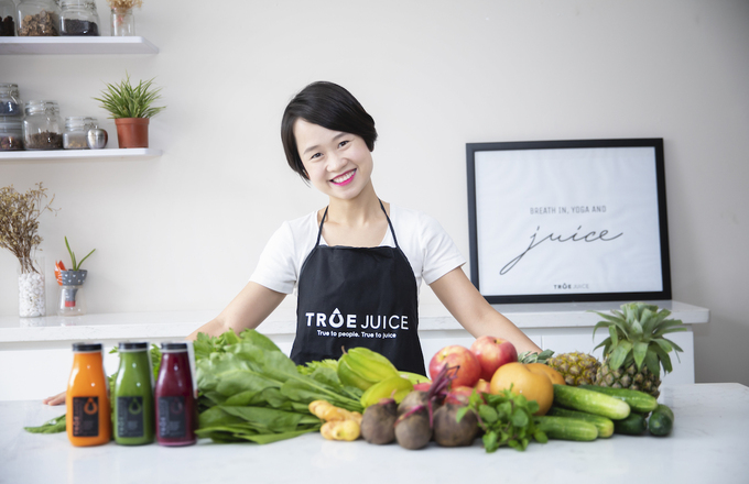 Kinh nghiệm du học Anh của nhà sáng lập True Juice