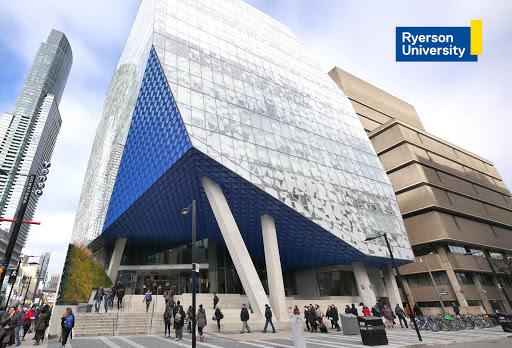 Ryerson University - Cơ hội khởi nghiệp ngay tại trung tâm Toronto