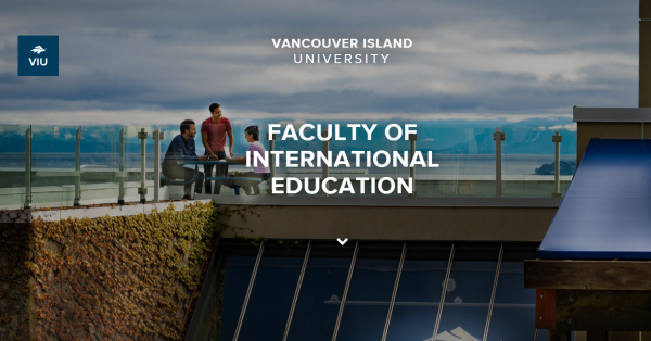 TRƯỜNG TRUNG HỌC TẠI VANCOUVER ISLAND UNIVERISTY