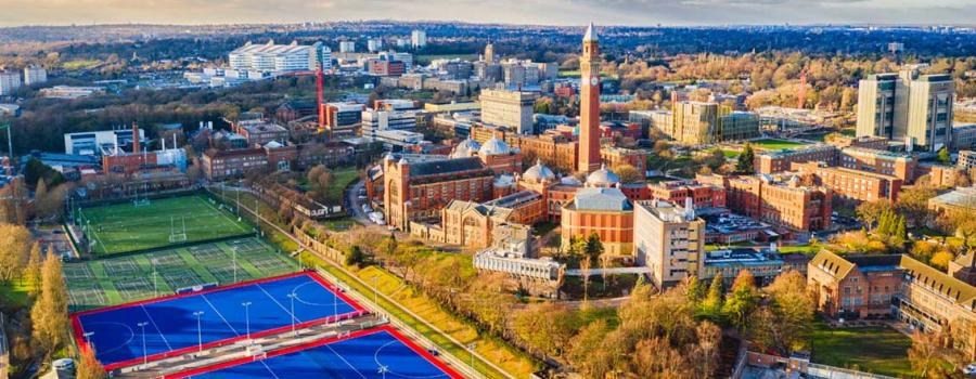 Du học dự bị đại học Anh - University of Birmingham