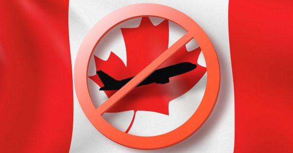 Cập nhật hạn chế đi lại tới Canada 2021