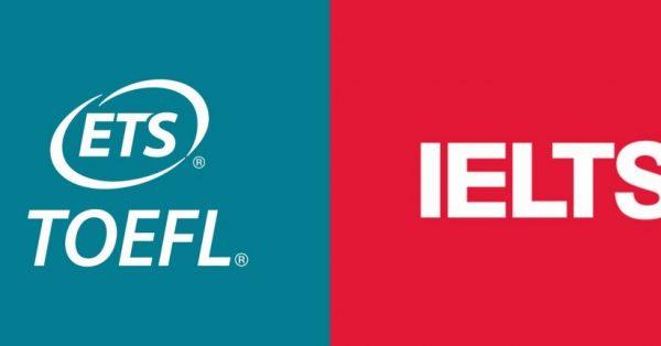 So sánh sự khác biệt giữa TOEFL và IELTS