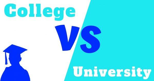 University và College khác nhau thế nào 1