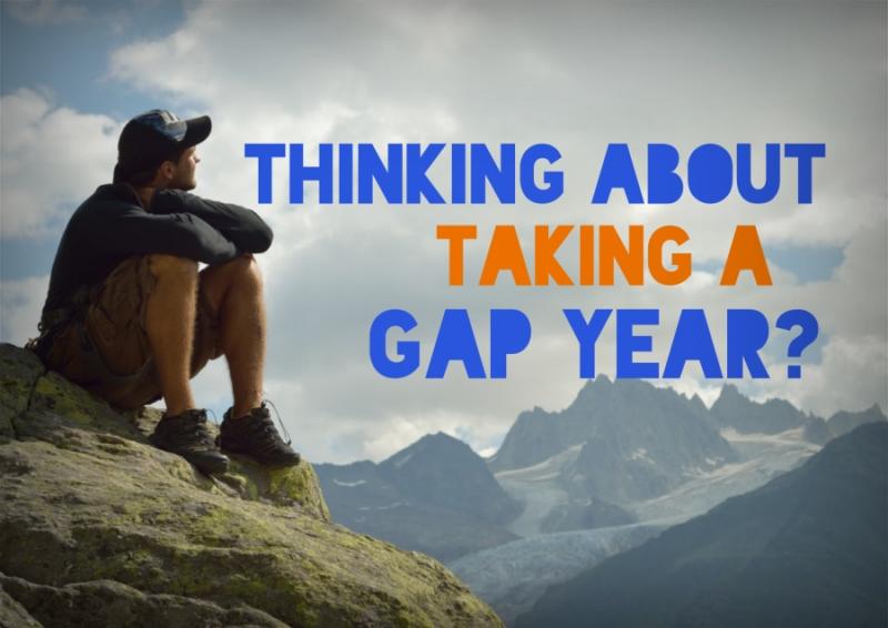 Gap Year là gì Vì sao chọn Gap Year