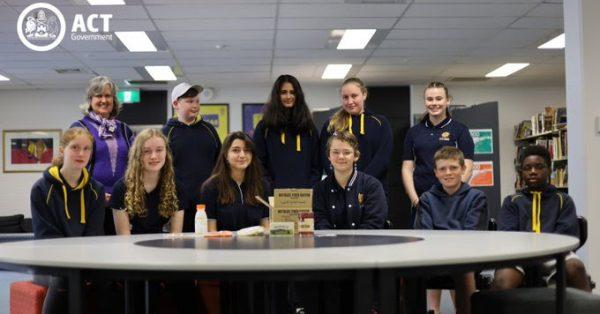 Chương trình trung học tại thủ đô Canberra
