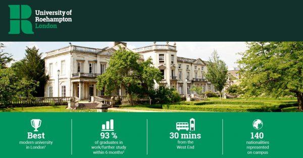 Trường đại học UK tuyển sinh tháng 4-5/2021
