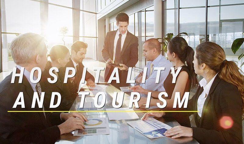 Du học Mỹ chương trình du lịch khách sạn